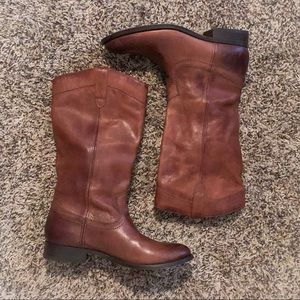 Frye Boots | 7 | NWOT | tall brown boots